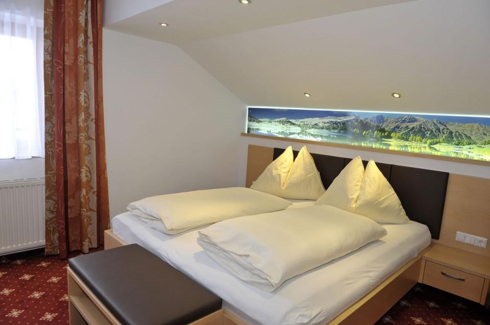 appartements, landhaus am sonnenhang, schladming - Moderne Schlafzimmer Mit Indirekter Beleuchtung